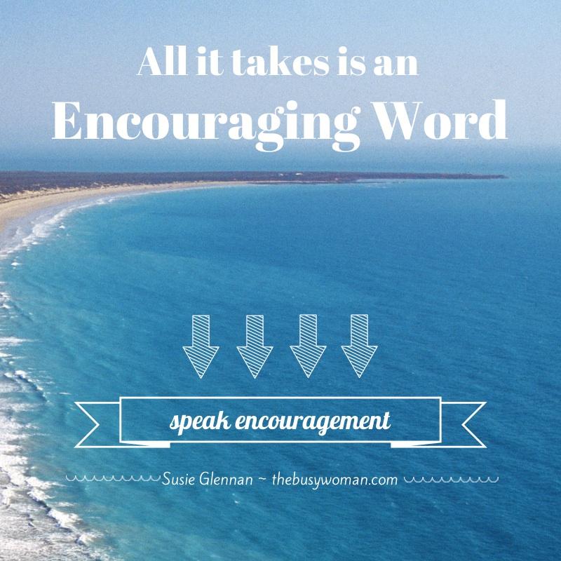 encouraging-word