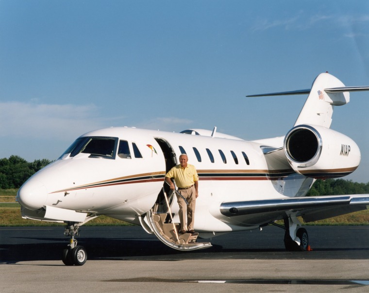 Arnold Palmer - Citation X