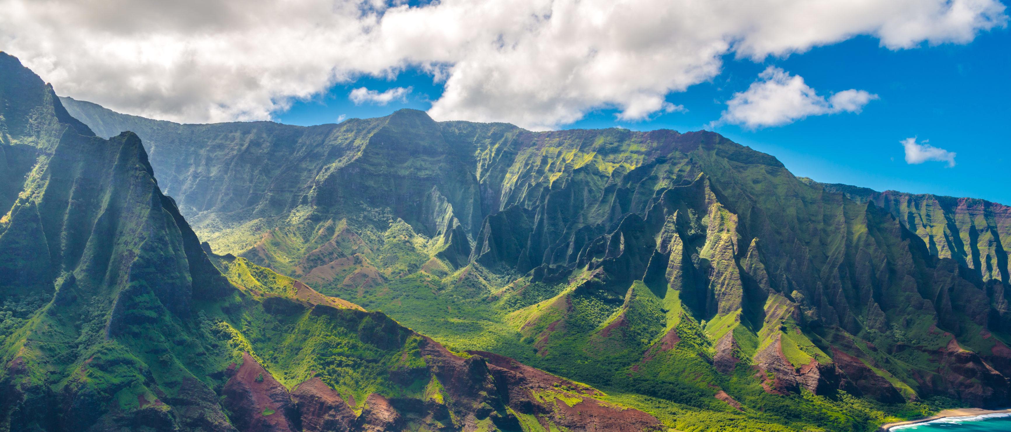 Kauai Mountains